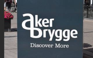 Shopping Aker Brygge