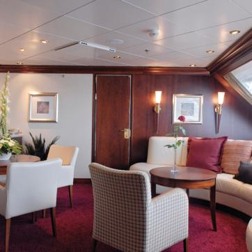 5-Star Owner's Suite with Ocean View. Foto: Color Line